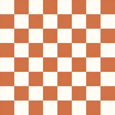 tablero de ajedrez: Ilustración vectorial de un tablero de ajedrez