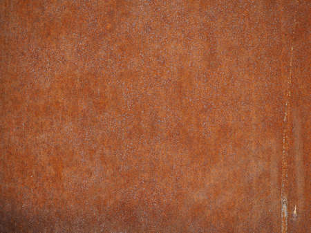 rusted background: Brown rusted steel useful as a background