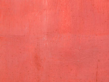 corrugated steel: Vintage looking Red corrugated steel plate useful as a background Stock Photo