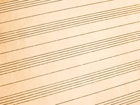 ruled: Vintage looking Blank ruled score for writing music