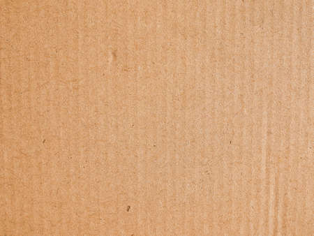 cardboard texture: Vintage looking Brown corrugated cardboard texture useful as a background
