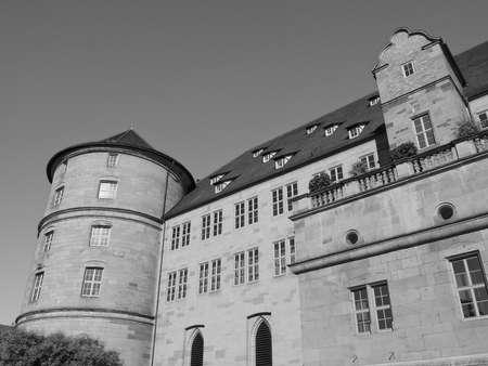 stuttgart: Altes Schloss (Old Castle) in Stuttgart, Germany