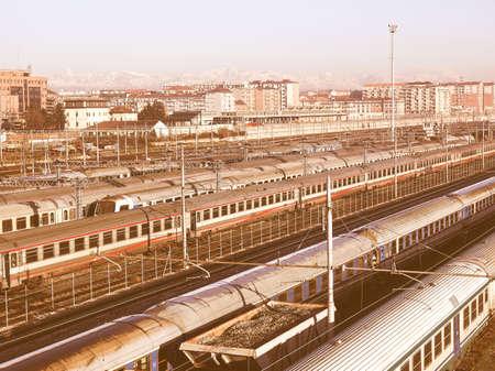 Ferroviarie o binari ferroviari per il trasporto ferroviario d'epoca