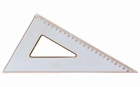 dibujo tecnico: Conjunto cuadrado triángulo utilizado en la ingeniería y de la vendimia dibujo técnico