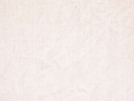 white fabric texture: Vintage looking White fabric texture useful as a background Stock Photo
