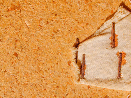 burlap texture: Vintage looking Brown hessian burlap texture and wood abstract background