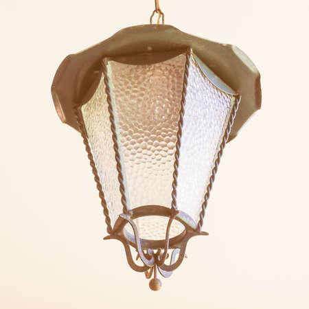 outdoor lighting: Garden pendant light for outdoor lighting vintage