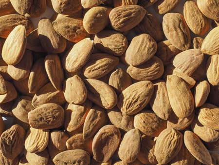 dried fruit: Almonds dried fruit food useful as a background