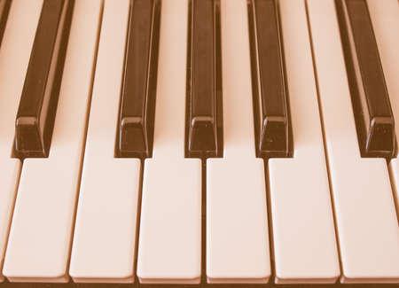 musik: vintage