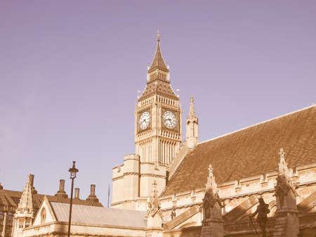 houses of parliament: Houses of Parliament Westminster Palace London gothic architecture vintage