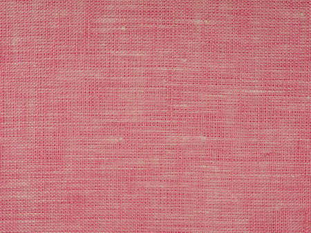 Pink Fabric texture useful as a background