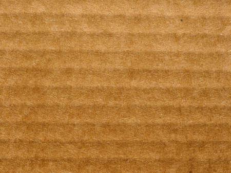 corrugated cardboard: Brown corrugated cardboard useful as a background