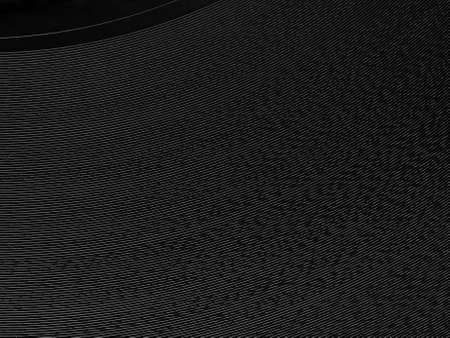 grooves: Detail of grooves on a vinyl record