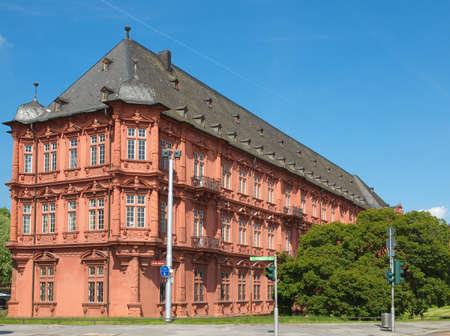 germanic: Roemisch Germanisches Zentralmuseum roman germanic museum in Mainz Editorial