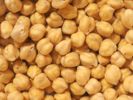 garbanzos: Garbanzos legumbres tambi�n conocido como garbanzos, Cicer arietinum, gramo de Bengala, garbanzo, garbanzos, cece o Kabuli Chana de alimentos vegetales vegetariana - bajo el agua