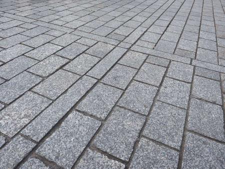stone floor: Grey stone floor useful as a background