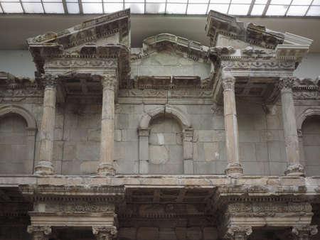 BERLIN, GERMANY - CIRCA JUNE 2016: Pergamonmuseum in Museumsinsel (meaning Museums Island)