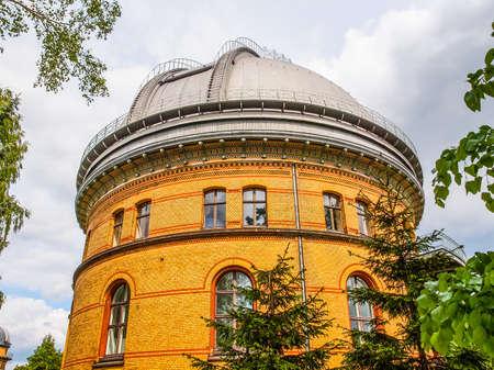 astrophysics: Grosser Refraktor meaning Large Refractor at Leibniz Institute for Astrophysics (HDR)