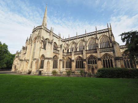 parish: St Mary Redcliffe Anglican parish church in Bristol, UK