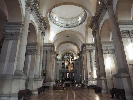 chiesa: VENICE, ITALY - CIRCA SEPTEMBER 2016: Chiesa di San Giorgio (meaning St George church) Editorial