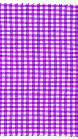 checker: Purple checker fabric cloth useful as a background - vertical