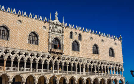 st  marks square: VENICE, ITALY - CIRCA SEPTEMBER 2016: HDR Piazza San Marco (meaning St Mark square) Editorial
