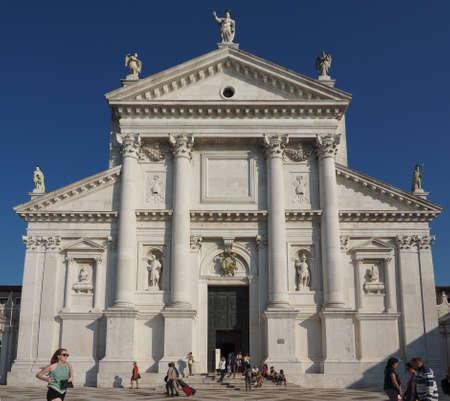 george: VENICE, ITALY - CIRCA SEPTEMBER 2016: Chiesa di San Giorgio (meaning St George church) Editorial