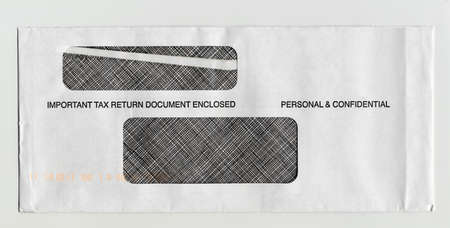 Envelope with important tax return document enclosed personal envelope with important tax return document enclosed personal stock photo picture and royalty free image image 75083999 sciox Image collections