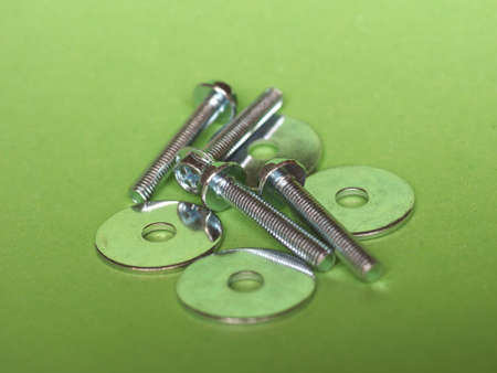Steel bolts fasteners and washers industrial hardware