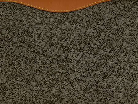 olive green leatherette texture useful as a background Stock Photo - 80987889