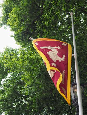 the Sri Lankan national flag of Sri Lanka, Asia
