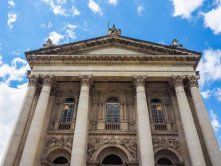 Tate Britain art gallery in London, UK (high dynamic range)