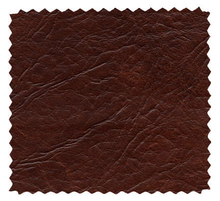 dark brown leatherette sample useful as a background Stock Photo - 88502791