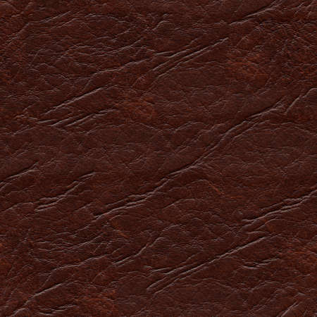 seamless tileable dark brown leatherette texture useful as a background Stock Photo - 88502925