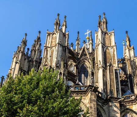 Koelner Dom (Cologne Cathedral) in Koelne, Germany