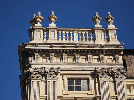 Palazzo Madama Royal palace in Piazza Castello in Turin, Italy