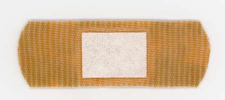 a medical self adhesive bandage plaster Stock Photo