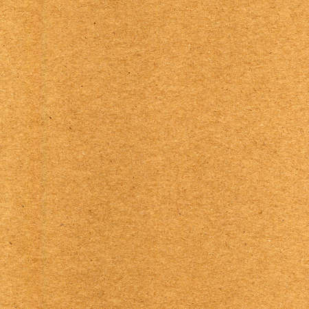 brown cardboard texture useful as a background Stock Photo