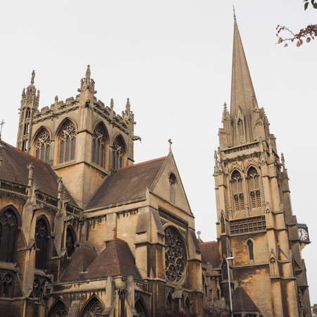 Catholic church of Our Lady and the English Martyrs in Cambridge, UK