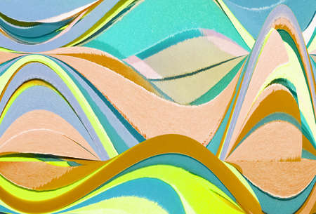 abstract art illustration useful as a background