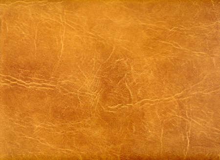 brown leatherette texture useful as a background Stock Photo
