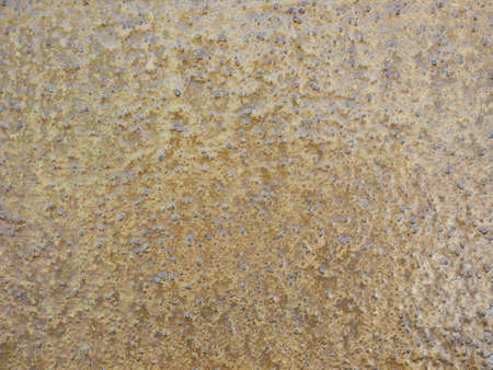 gold plaster texture useful as a background