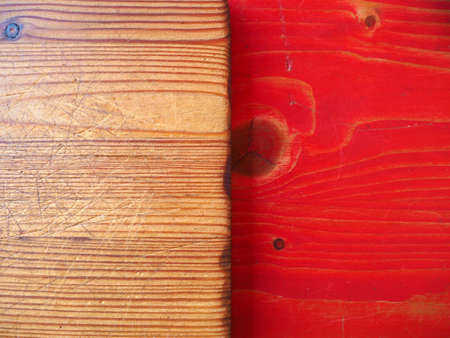 red and brown wood texture useful as a background