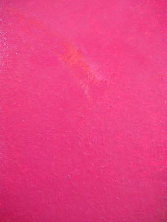 pink red plaster texture useful as a background Imagens