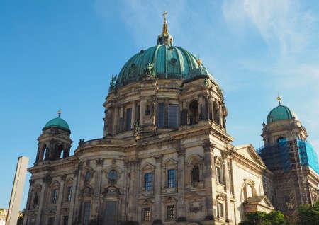 Berliner Dom (Berlin Cathedral) church in Berlin, Germany