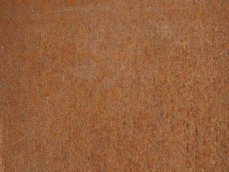 brown rusted steel texture useful as a background Stock Photo