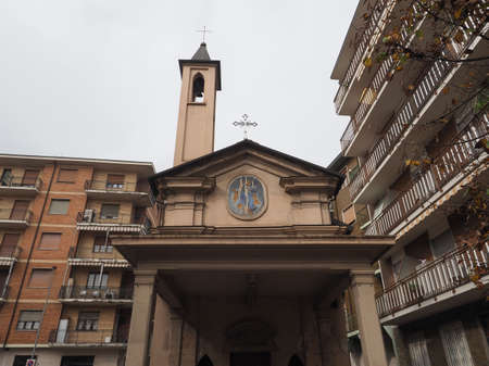Cappella della Madonna delle Grazie (meaning Our Lady of Graces chapel) in Settimo Torinese, Italy