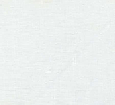 witte katoenen linnen stoftextuur nuttig als achtergrond Stockfoto