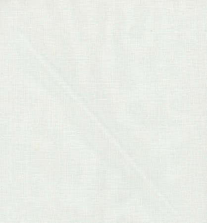 weiße Baumwoll-Leinen-Textur nützlich als Hintergrund