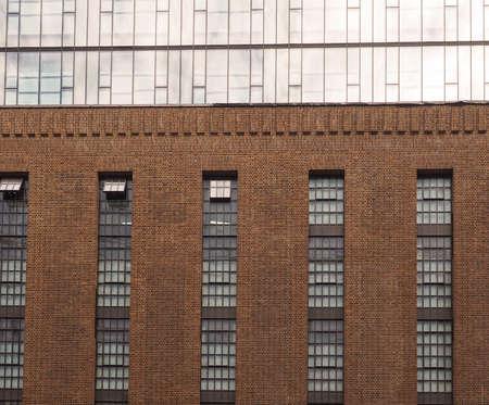 The Battersea Power Station in London, UK